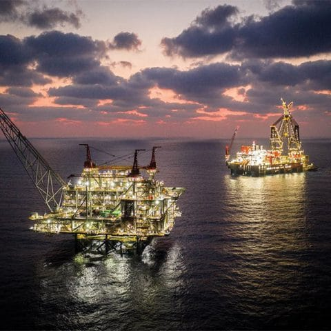 Secure Virtual Solution for Offshore & Onshore ICS Network