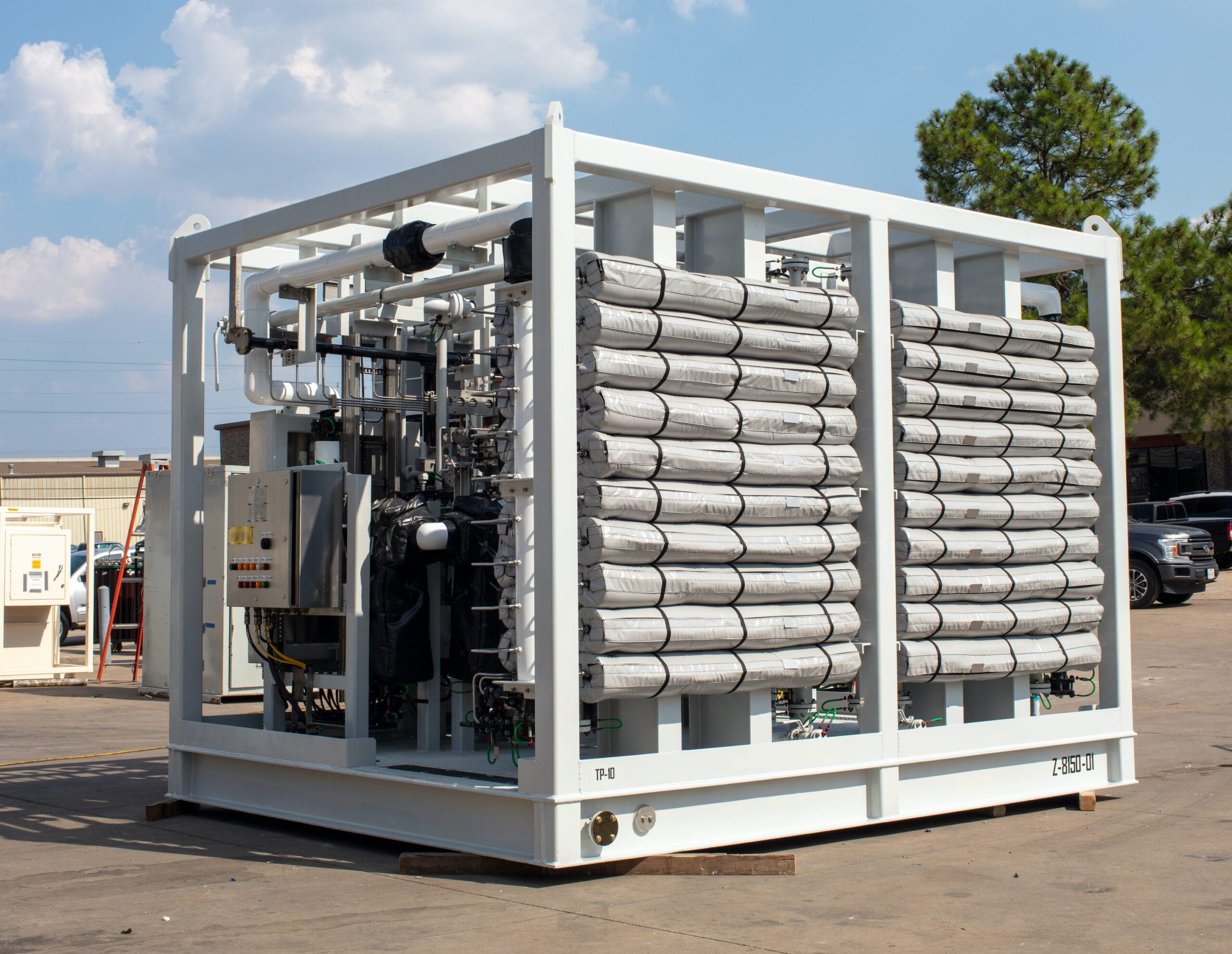 W-Industries Nitrogen Generation Packages